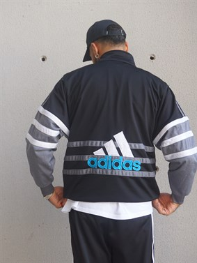Adidas USA Vintage Oldschool Jacket