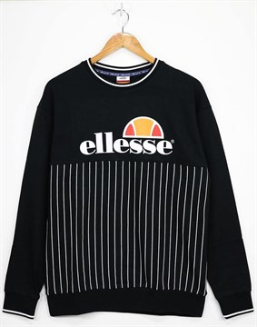 Ellese Pin Stripe Urban Sweatshirt