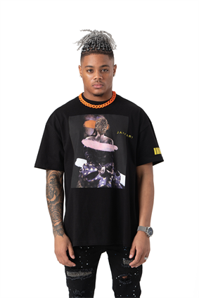 Jaffary Studios GIELA MASK HEAVY COTTON TEE