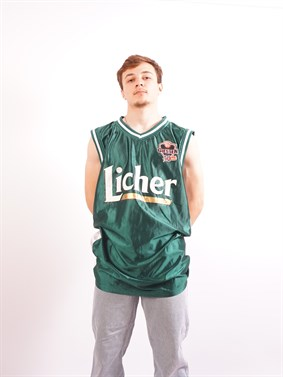 Licher Oldschool Jersey Basketball Shirt