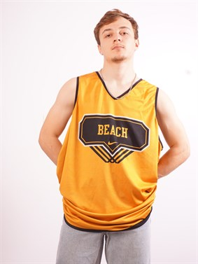Nike Beach Jersey B.Ball Shirt (Double Sides))