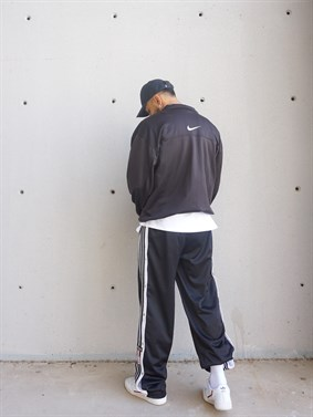 Nike USA Vintage Oldschool Jacket