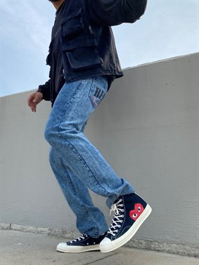 Reclaimed Vintage Denim Pants